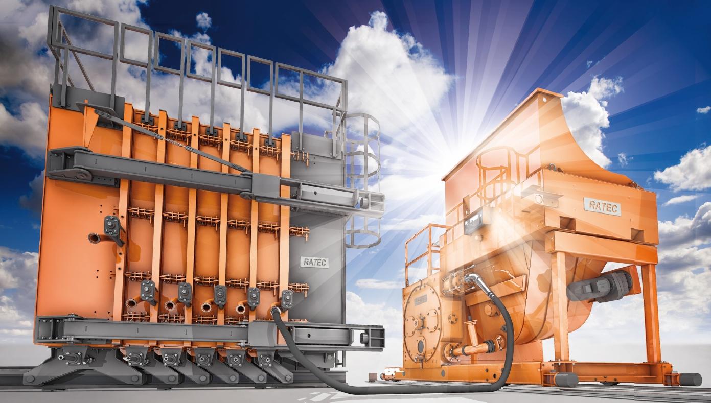 Upcrete® - ein Perspektivwechsel stellt die Betonfertigteilproduktion auf den Kopf.